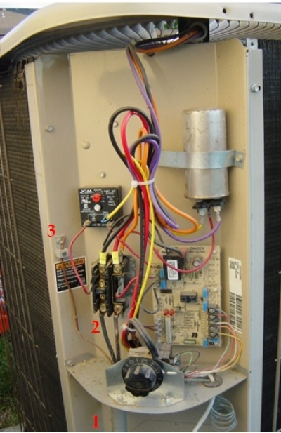 installing a 220vac circuit for air conditioning condenser unit condensing unit wiring diagram hvac condenser wiring diagram #5